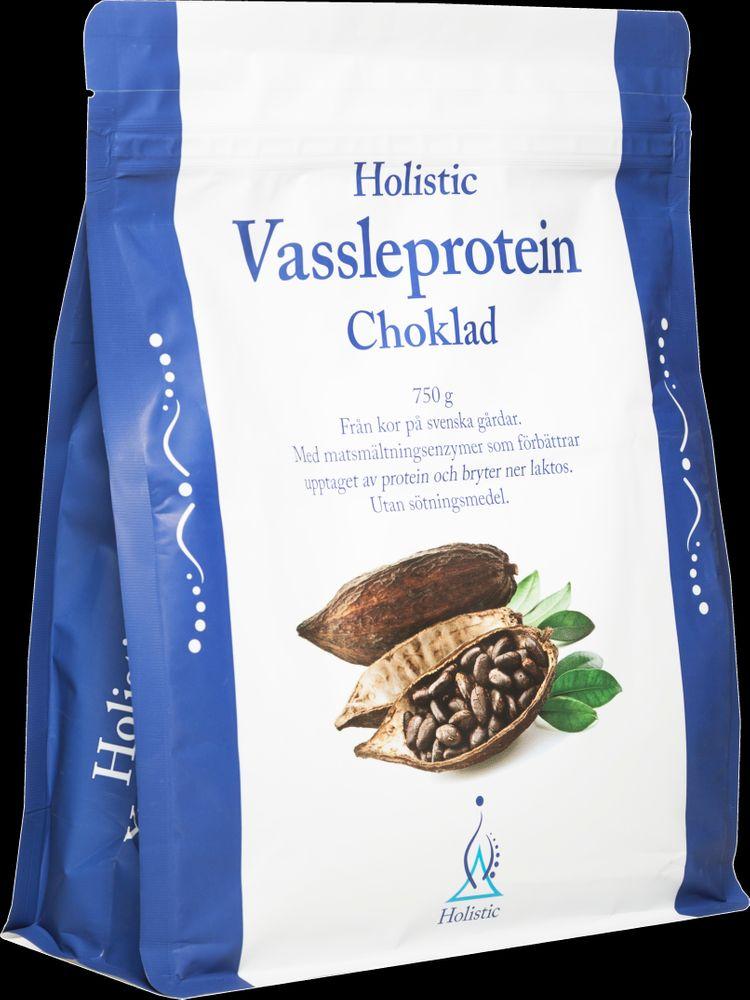 holistic protein choklad
