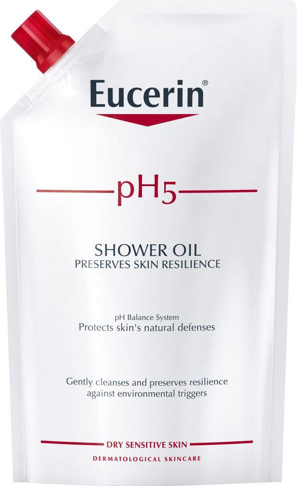 Köp Eucerin Shower oil refill utan parfym | Apohem