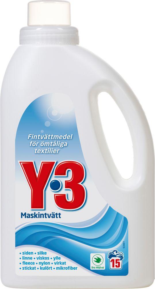 Fintvättmedel, Y3, 75cl | Jämför pris & handla via Matspar.se