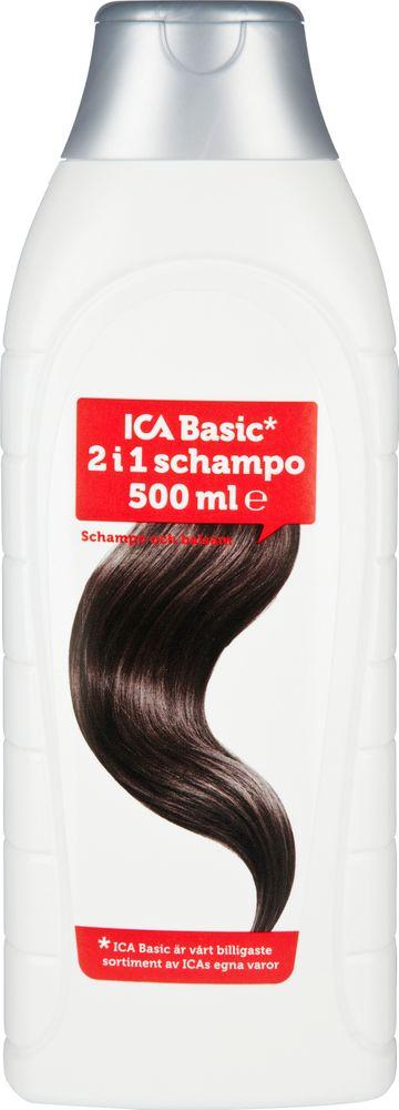 ica basic shampoo
