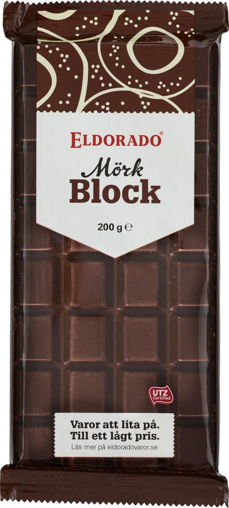 mörk choklad pris