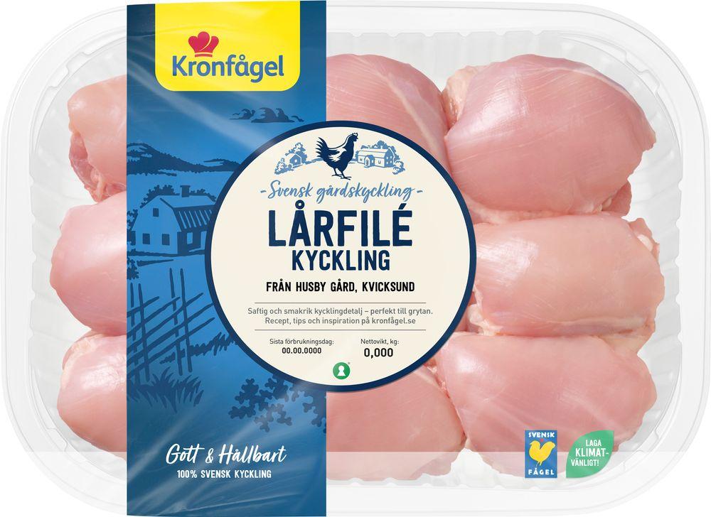 Kycklinglarfile Kronfagel 925g Jamfor Pris Handla Via Matspar Se