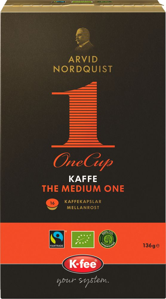kaffekapslar arvid nordquist
