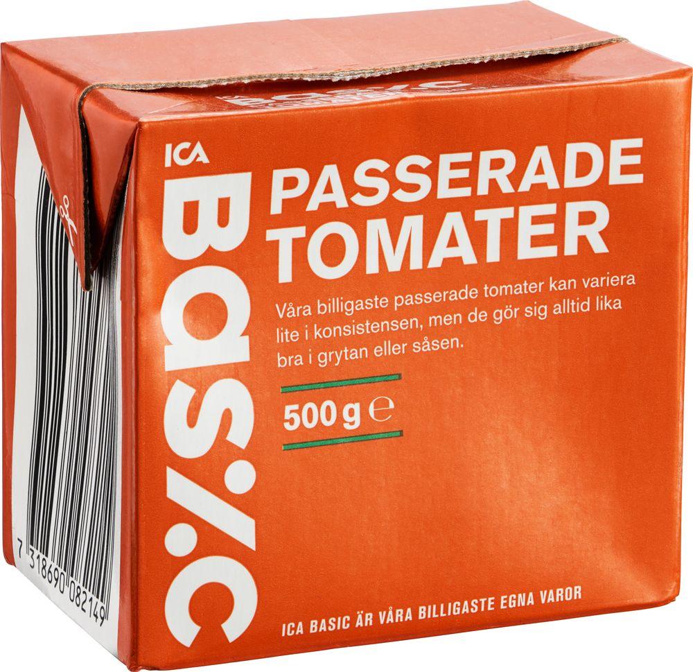 ica basic krossade tomater