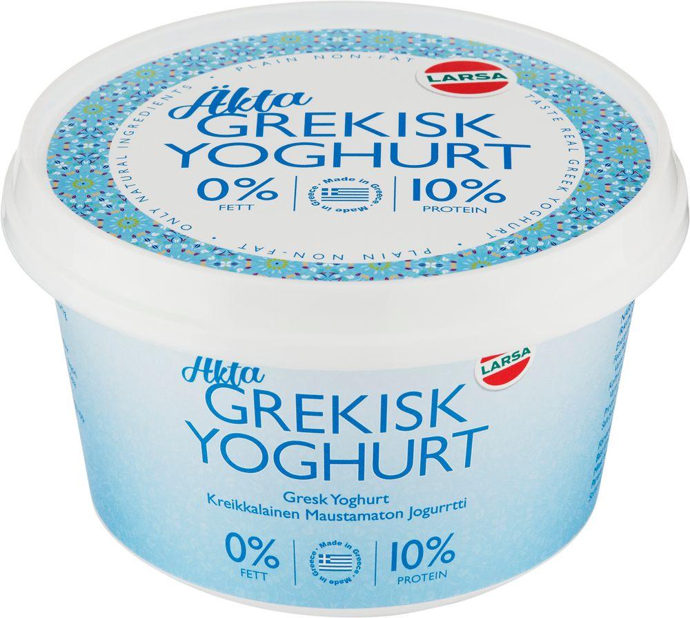 turkisk yoghurt kolhydrater