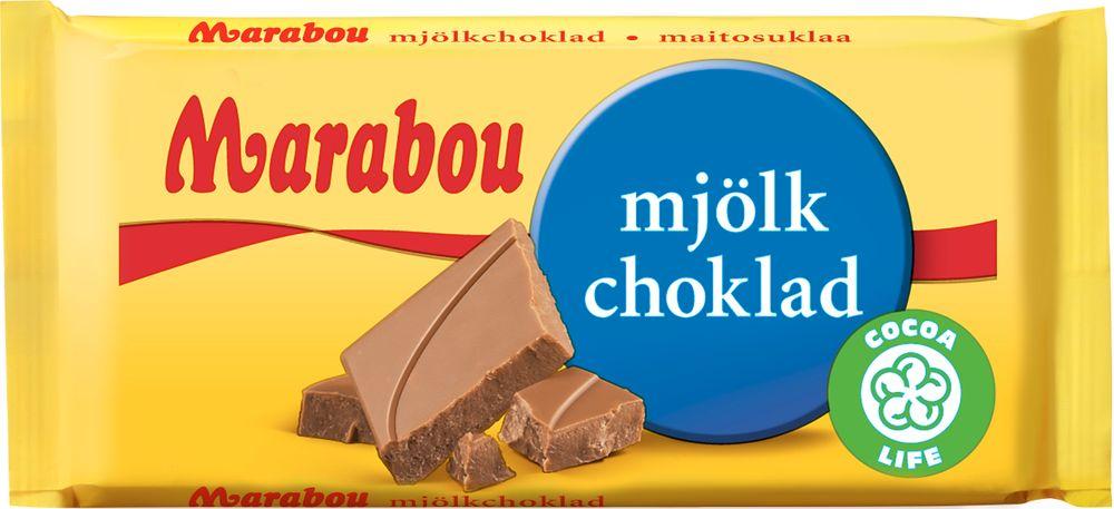 pris marabou mjölkchoklad