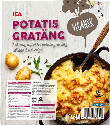 färdig potatisgratäng pris