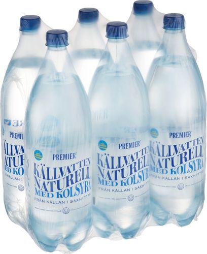 premier kolsyrat vatten