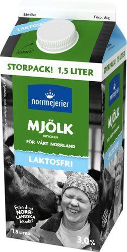 laktosfri mjölk tillverkning