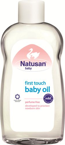 natusan baby oil