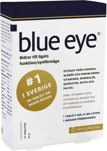 blue eye kosttillskott
